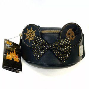 Minnie Main Attraction Pirates Loungefly Hip Pack